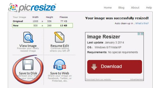 picresize step 5